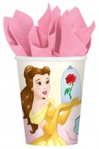 Beauty and the Beast Paper Cups 266ml Pack of 8_thumb.jpg