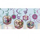 Frozen Hanging Swirl Decorations Pack of 12_thumb.jpg