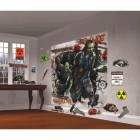 Scene Setter Zombie Plastic Wall Decorating Kit_thumb.jpg