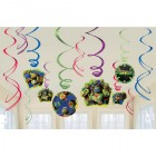 Teenage Mutant Ninja Turtles Hanging Swirls Pack of 12_thumb.jpg