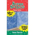 Snow Flurries Plastic Scene Setter Wall Backdrop_thumb.jpg