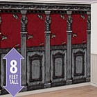 Gothic Mansion Wall Backdrop Scene Setters Pack of 2_thumb.jpg