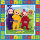 Teletubbies 2 Ply Luncheon Napkins Pack of 16_thumb.jpg
