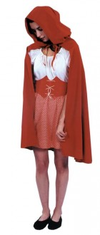 Red Riding Hood Cape Adult  sc 1 st  Costumes.com.au & Red Riding Hood Costumes | Buy Online | Costumes New Zealand