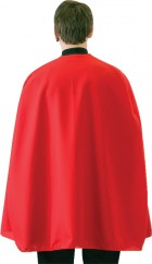 36in Red Superhero Costume Cape Adult Accessory_thumb.jpg
