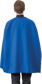 36in Blue Superhero Costume Cape Adult Accessory_thumb.jpg
