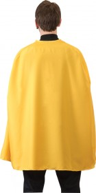 36in Yellow Superhero Costume Cape Adult Accessory_thumb.jpg
