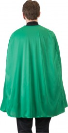 36 inch Green Superhero Costume Cape Adult's Prop Accessory_thumb.jpg