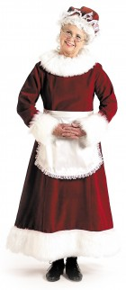 Mrs. Claus Dress Adult Costume_thumb.jpg