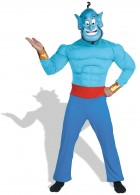 Aladdin Disney Genie Muscle Adult Men's Costume_thumb.jpg