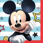 Mickey Mouse Beverage Napkins Pack of 16_thumb.jpg