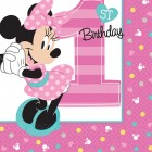 Minnie Mouse 1st Birthday Beverage Napkins Pack of 16_thumb.jpg