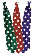 Long Jumbo Polka Dot Tie Clown Circus Adult's Costume Accessory_thumb.jpg