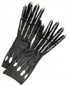 Avengers Endgame Black Panther Adult Gloves_thumb.jpg