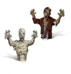 Mummy & Zombie 3D Cardboard Centrepieces Pack of 2_thumb.jpg