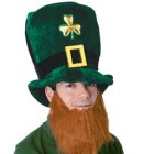 St. Patrick's Day Leprechaun Hat With Beard_thumb.jpg