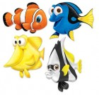 Under the Sea Fish Cardboard Cutouts Pack of 4_thumb.jpg