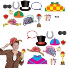 Horse Racing Melbourne Cup Cardboard Photo Booth Props Pack of 12_thumb.jpg