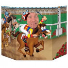 Derby Day Melbourne Cup Racing Horse Cardboard Photo Prop_thumb.jpg