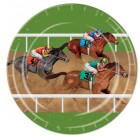 Melbourne Cup Horse Racing Paper Dinner Plates 23cm Pack of 8_thumb.jpg