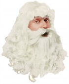 Santa Claus Wig and Beard Set Christmas Men's Costume Accessory_thumb.jpg