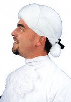 Colonial Man White Wig Adult Men's Costume Accessory_thumb.jpg