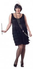 Flapper Fashion Adult Plus Costume_thumb.jpg