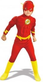 DC Comics The Flash Muscle Chest Deluxe Toddler/Child Costume_thumb.jpg