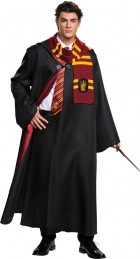 Harry Potter Gryffindor Robe Deluxe Adult Costume_thumb.jpg