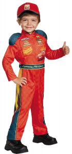 Disney Cars 3 Lightning McQueen Toddler / Child Costume_thumb.jpg