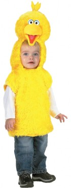 Big Bird Plush Vest Toddler / Child Costume_thumb.jpg