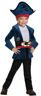 Jake and the Neverland Pirates Captain Jake Classic Toddler / Child Costume_thumb.jpg