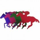 Horse Rider Melbourne Cup 10cm Cutouts Pack of 12_thumb.jpg
