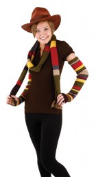Doctor Who - 4th Doctor Adult Striped Arm Warmers_thumb.jpg