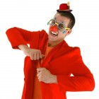 Adult Funny Clown Nose Hat & Glasses Costume Accessory Kit_thumb.jpg