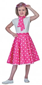 Sock Hop Skirt Child Pink White_thumb.jpg