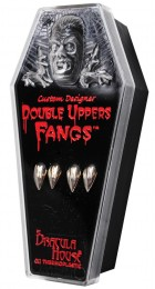 Chrome Double Uppers Fangs Adult Costume Accessory_thumb.jpg