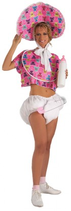 Big Baby Adult Funny Costume Kit Pink_thumb.jpg