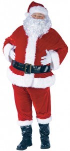 Plus Size Complete Velour Santa Suit Adult Costume_thumb.jpg