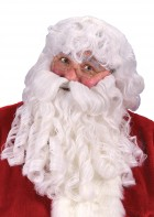 Deluxe Santa Wig Beard & Eyebrows Set_thumb.jpg