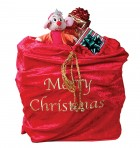 High Quality Santa Claus Toys Sack Christmas Bag with Drawstring_thumb.jpg
