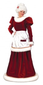 Mrs Santa Velvet Adult Women's Costume_thumb.jpg