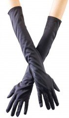 Adult Black Opera Stretch Theatrical Costume Gloves_thumb.jpg