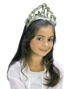 Child Sparkling Gold Sequin Princess Costume Tiara _thumb.jpg