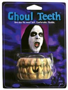Adult Ghoul Rotted Teeth Zombie Costume Accessory_thumb.jpg