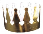 Kings Gold Foil Paper Crown Adult Men's Royal Costume Accessory_thumb.jpg