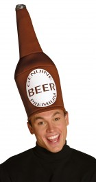 Beer Bottle Hat Adult Costume Accessory_thumb.jpg