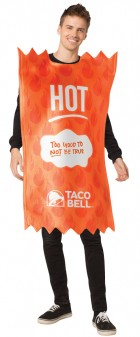 Taco Bell Hot Sauce Packet Adult Costume_thumb.jpg