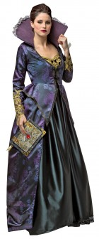 Once Upon a Time Evil Queen Regina Adult Plus Costume_thumb.jpg