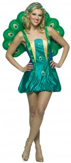 Peacock Lightweight Dress Adult Costume_thumb.jpg